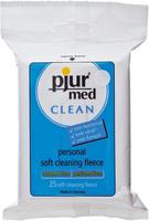 PJUR med Clean servietter 25 stk