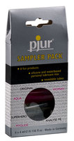 PJUR Sampler pack 6 x 4ml Glidecreme