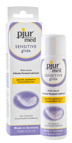 PJUR med Sensitive Glide glidecreme 100ml