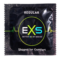 10 stk. EXS - Regular kondomer