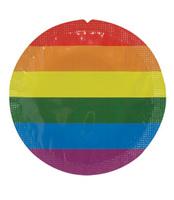 10 stk. EXS - Rainbow kondomer