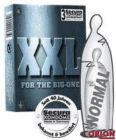 24 stk. Secura XXL Kondomer