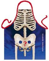 Forklæde Skelet (19625)