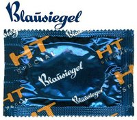 10 stk. Blausiegel HT Special Kondomer