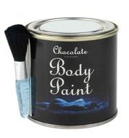 Chokolade Body Paint 200gram med pensel