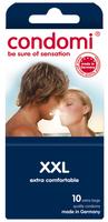 10 stk. CONDOMI - XXL Kondomer