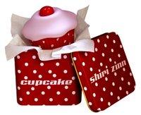 Vibrating Cupcake fra Shiri Zinn