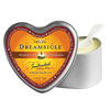 EB  Hjerte Massagelys - Dreamsicle 175ml