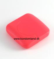 Kondom etui - Pink