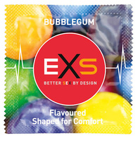 12 stk. EXS - Bubble Gum kondomer