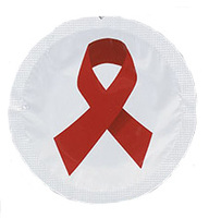 12 stk. EXS - World Aids Ribbon kondomer