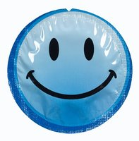 12 stk. EXS - Smiley Face kondomer