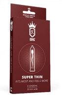 KUNG Super Thin kondomer - 6 stk. æske