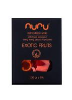 NURU sensuel håndsæbe 100gram - Exotic Fruits