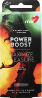 8 stk. RFSU Power Boost Kondomer
