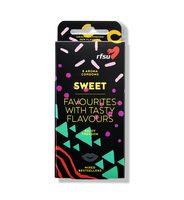 8 stk. RFSU Sweet kondomer med smag