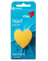 10 stk. RFSU Tight kondomer