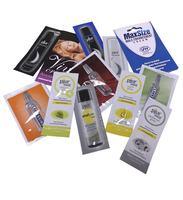 Prøvepose med 8 små vareprøver