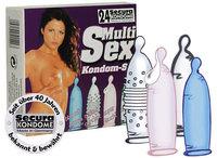 24 stk. Secura - Multisex Kondomer