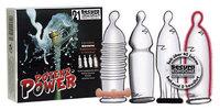 21 stk. Secura - Potenz Power Kondomer