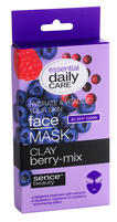FaceMask Clay Berry-mix