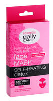 FaceMask Self-Heating Detox