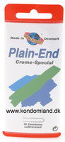 10 stk. WORLDS BEST - Plain-End Creme Special kondomer
