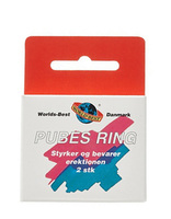 WORLD BEST - Pubes Ringe 2 stk.